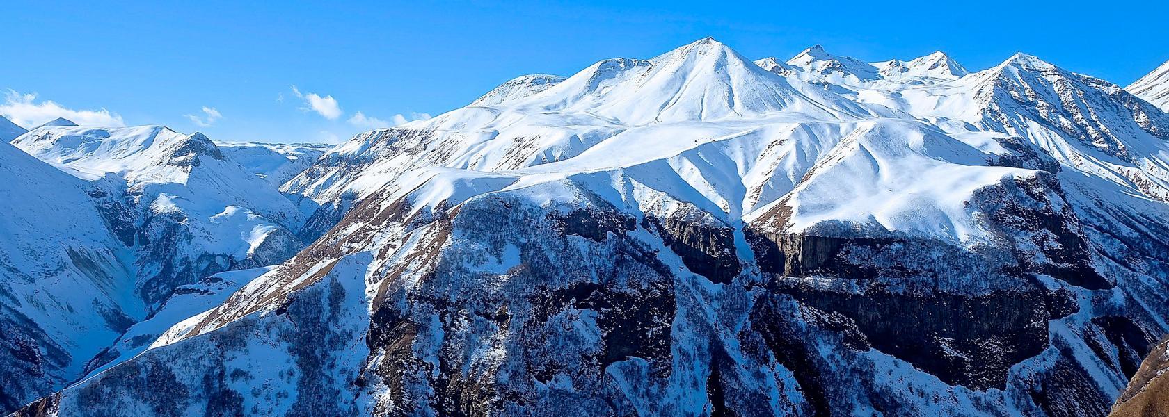 Winter Adventure – Gudauri